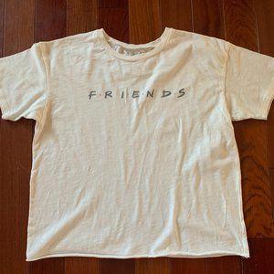 Friends Cropped Tee-TV Series